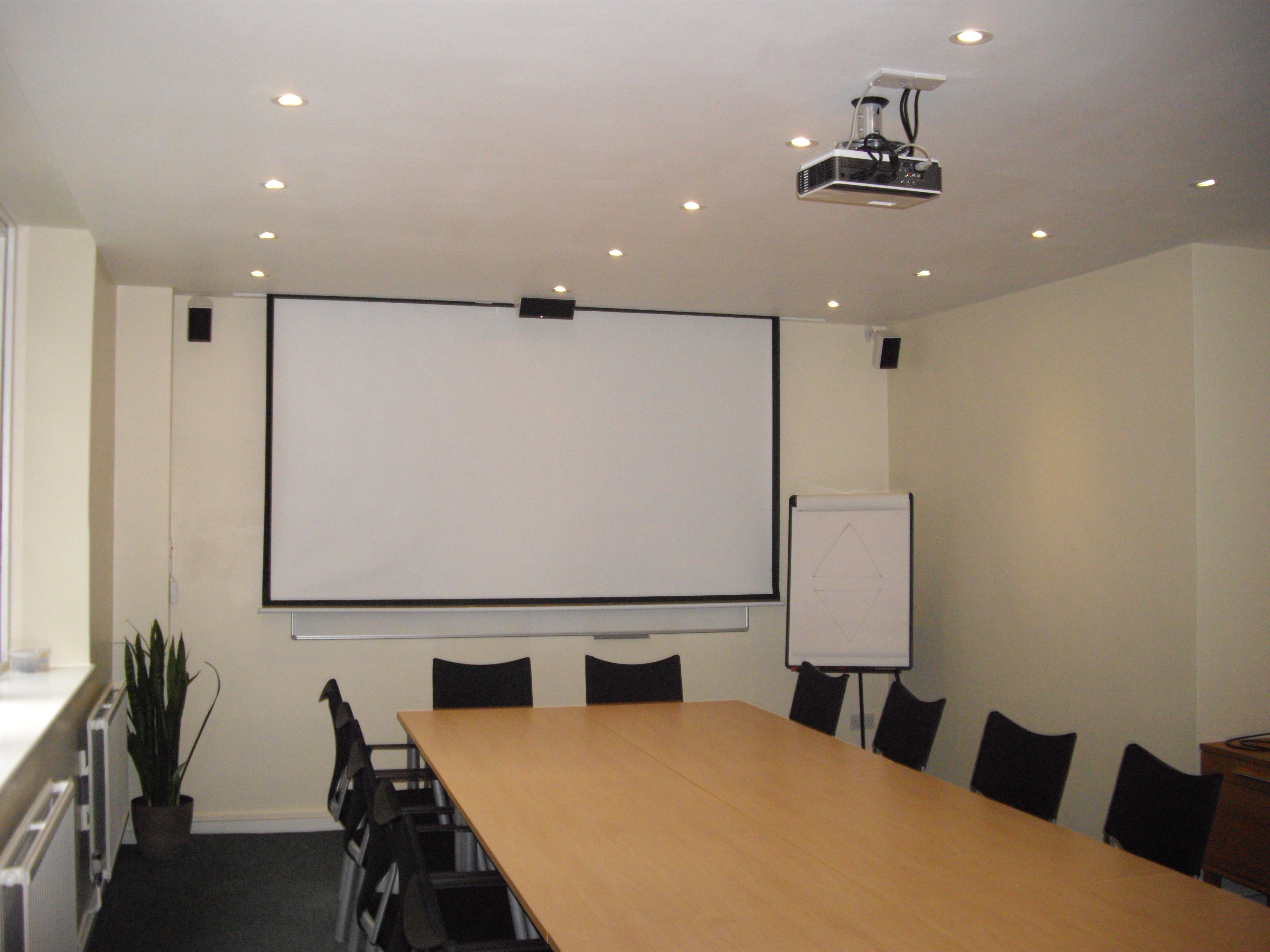 Let us add electrics to your board / meeting room