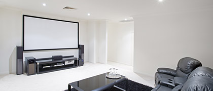 Home Cinema South London Electricians