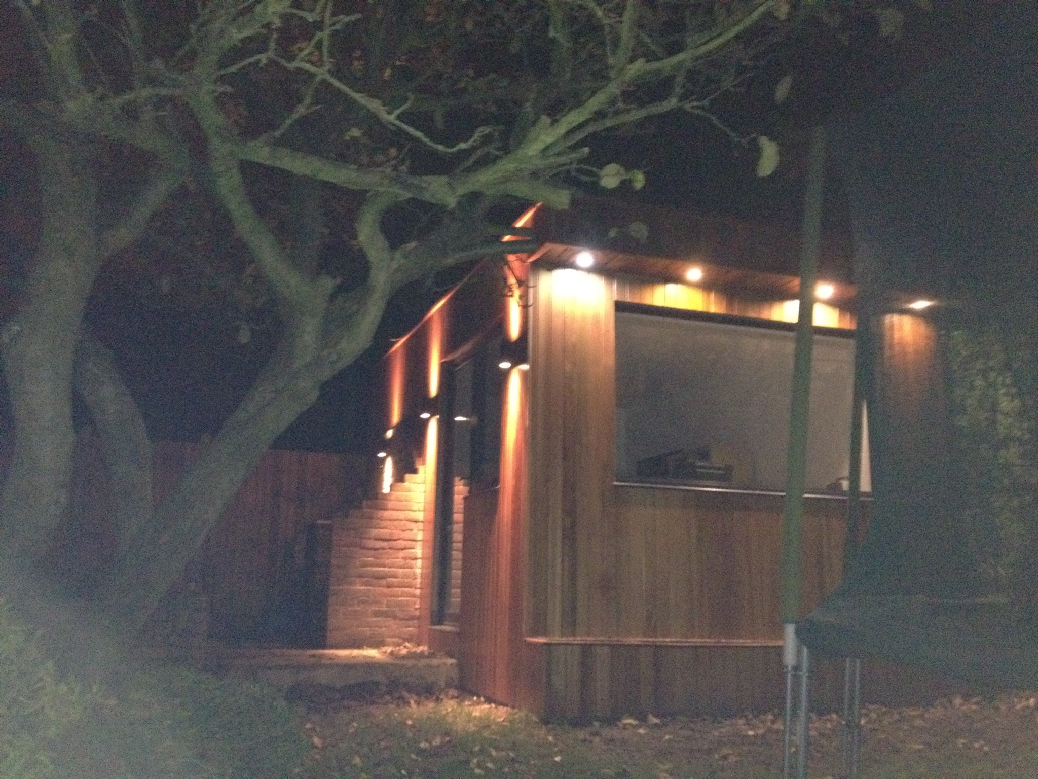 Outdoor Lighting Installation Services South London Electricians