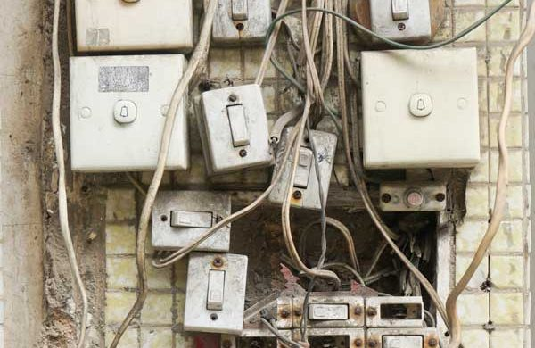 Image: blog post about emergency electrical services for Peckham, SE15.