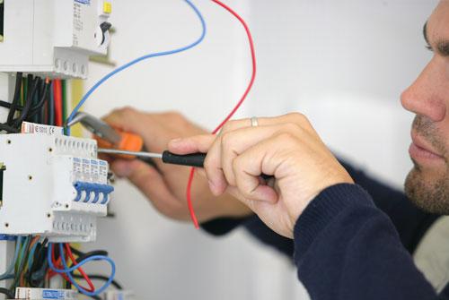 Image: Landlords EICR testing